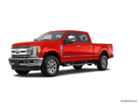 2018 Ford Super Duty F-350 LARIAT | Photo 3 | Race Red