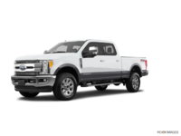 2018 Ford Super Duty F-350 LARIAT | Photo 3 | Oxford White/Magnetic