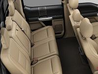 2018 Ford Super Duty F-350 LARIAT | Photo 2 | Camel Premium Leather Split Bench(6A)