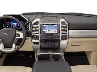 2018 Ford Super Duty F-350 LARIAT | Photo 3 | Camel Premium Leather, Luxury Captain's Chairs (5A)