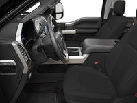 2018 Ford Super Duty F-350 LARIAT | Photo 1 | Black Premium Leather Captain's Chairs (5B)