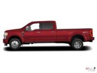2018 Ford Super Duty F-450 PLATINUM | Photo 1 | Ruby Red