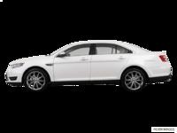2018 Ford Taurus LIMITED | Photo 1 | White Platinum Metallic Tri-Coat