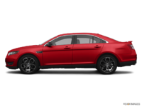 2018 Ford Taurus SHO | Photo 1 | Ruby Red Metallic Tinted Clearcoat