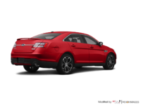 2018 Ford Taurus SHO | Photo 2 | Ruby Red Metallic Tinted Clearcoat