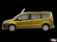 2018 Ford Transit Connect TITANIUM WAGON | Photo 1 | Solar Metallic