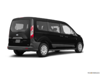 2018 Ford Transit Connect XL WAGON | Photo 2 | Shadow Black