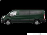 2018 Ford Transit WAGON XLT | Photo 1 | Green Gem Metallic