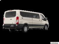 2018 Ford Transit WAGON XLT | Photo 2 | White Gold Metallic