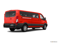 2018 Ford Transit WAGON XLT | Photo 2 | Race Red