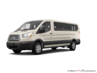 2018 Ford Transit WAGON XLT | Photo 3 | White Gold Metallic