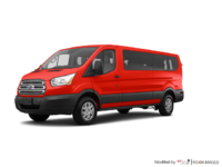 2018 Ford Transit WAGON XLT | Photo 3 | Race Red