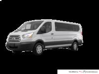 2018 Ford Transit WAGON XLT | Photo 3 | Ingot Silver Metallic