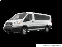 2018 Ford Transit WAGON XLT | Photo 3 | Oxford White