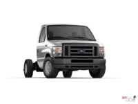 2018 Ford E-Series Cutaway 350 | Photo 3 | Ingot Silver