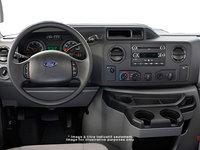 2018 Ford E-Series Cutaway 350 | Photo 3 | Medium Pebble Cloth Captain's Chairs (MW)