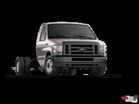 2018 Ford E-Series Cutaway 450 | Photo 3 | Stone Grey