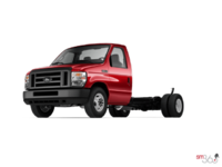 2018 Ford E-Series Cutaway 450 | Photo 1 | Race Red
