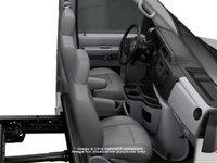2018 Ford E-Series Cutaway 450 | Photo 1 | Medium Flint Cloth Captain's Chairs (ME)