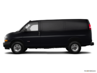 2018 GMC Savana 2500 CARGO   Photo 1   Black Onyx