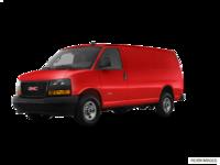 2018 GMC Savana 2500 CARGO   Photo 3   Cardinal Red