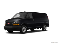 2018 GMC Savana 2500 CARGO   Photo 3   Black Onyx