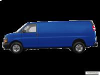2018 GMC Savana 3500 CARGO | Photo 1 | Marine Blue Metallic