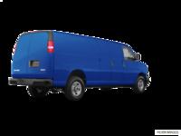 2018 GMC Savana 3500 CARGO | Photo 2 | Marine Blue Metallic