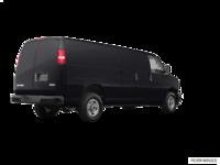 2018 GMC Savana 3500 CARGO | Photo 2 | Black Onyx