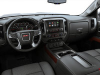 2018 GMC Sierra 1500 SLE | Photo 3 | Dark Ash/Jet Black Bucket seats Cloth (A95-H2S)