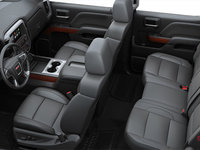 2018 GMC Sierra 1500 SLT | Photo 2 | Dark Ash/Jet Black Bucket seats Perforated Leather (AN3-H3C)
