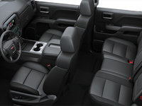 2018 GMC Sierra 1500 SLT | Photo 2 | Jet Black/Spice Red All Terrain Bucket seats Leather  (AN3-H2W)