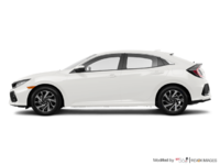 2018 Honda Civic hatchback LX HONDA SENSING | Photo 1 | White Orchid Pearl