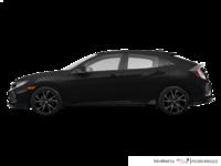 2018 Honda Civic hatchback SPORT HONDA SENSING | Photo 1 | Crystal Black Pearl