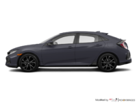 2018 Honda Civic hatchback SPORT HONDA SENSING | Photo 1 | Polished Metal Metallic
