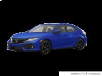 2018 Honda Civic hatchback SPORT HONDA SENSING | Photo 3 | Aegean Blue Metallic