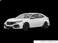 2018 Honda Civic hatchback SPORT HONDA SENSING | Photo 3 | White Orchid Pearl