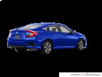 2018 Honda Civic Sedan LX | Photo 2 | Aegean Blue Metallic