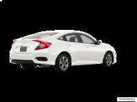 2018 Honda Civic Sedan LX | Photo 2 | Taffeta White