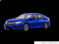 2018 Honda Civic Sedan LX | Photo 3 | Aegean Blue Metallic