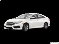 2018 Honda Civic Sedan LX | Photo 3 | Taffeta White