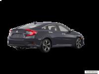 2018 Honda Civic Sedan TOURING   Photo 2   Modern Steel Metallic