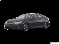 2018 Honda Civic Sedan TOURING   Photo 3   Modern Steel Metallic