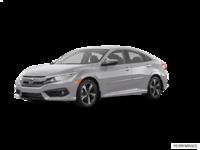 2018 Honda Civic Sedan TOURING   Photo 3   Lunar Silver Metallic