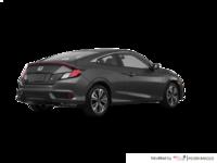 2018 Honda Civic Coupe EX-T HONDA SENSING   Photo 2   Modern Steel Metallic