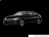 2018 Honda Civic Coupe EX-T HONDA SENSING   Photo 3   Crystal Black Pearl