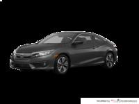 2018 Honda Civic Coupe EX-T HONDA SENSING   Photo 3   Modern Steel Metallic
