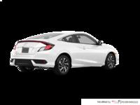 2018 Honda Civic Coupe LX-HONDA SENSING | Photo 2 | Taffeta White