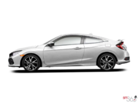 2018 Honda Civic Coupe SI | Photo 1 | White Orchid Pearl