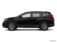2018 Honda CR-V EX-L   Photo 1   Crystal Black Pearl